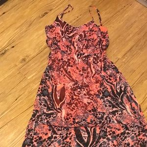 Vanity dress NWT size small